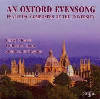 AN OXFORD EVENSONG (featuring composers of the university)