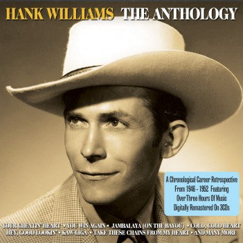 Hank Williams - The Anthology (3 CDs)