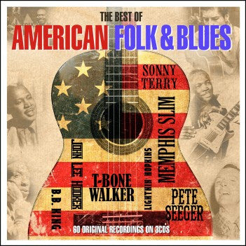 American Folk & Blues Anthology (3 CDs)