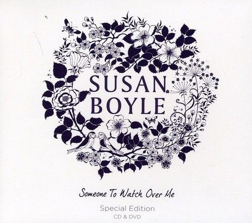 Susan Boyle: Someone to Watch Over Me (CD + DVD Deluxe Edition)