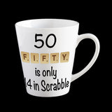 Funny 50th Mug