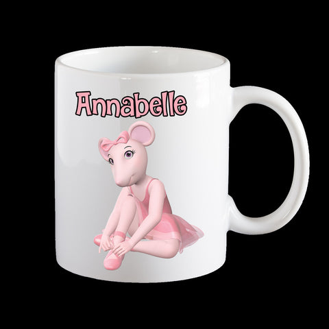 Angelina Ballerina Coffee Mug