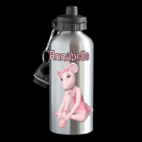 Personalised Angelina Ballerina Water Bottle