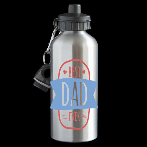 Father's Day Water Bottle, Best Dad Ever Father's Day gift