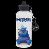 Personalised Biggie Trolls movie Water Bottle, Trolls Biggie drink bottle