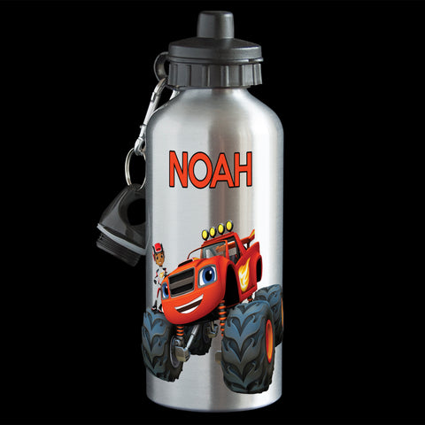Personalised Blaze Water Bottle, Blaze drink bottle