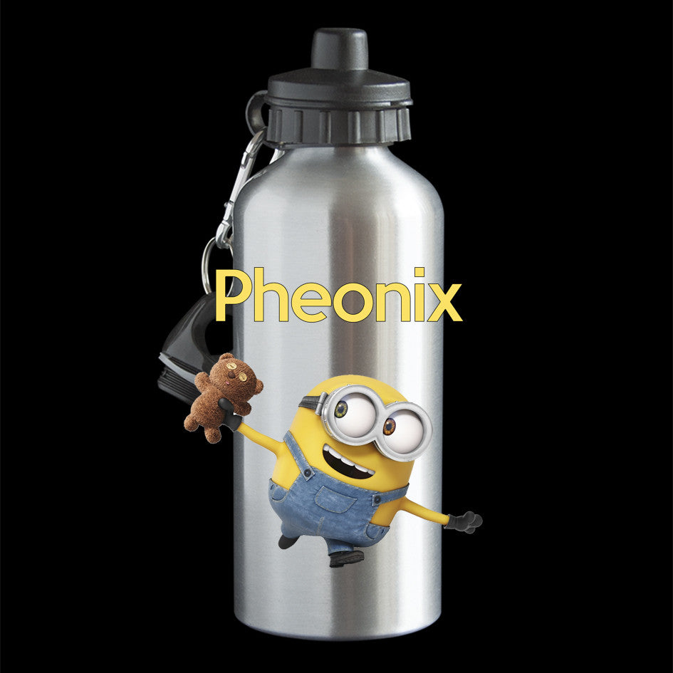 Personalised Minion Water bottle