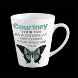 Inspirational Butterfly Coffee Mug