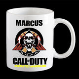 Personalised Call of Duty Infinite warfare Coffee Mug