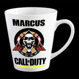 Personalised Call of Duty Infinite warfare Coffee Mug, Gamer Mug