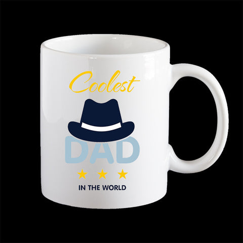 Coolest Dad Mug