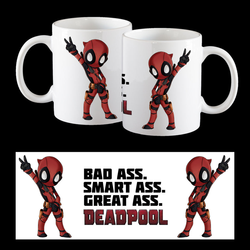 Funny DEADPOOL Coffee Mug