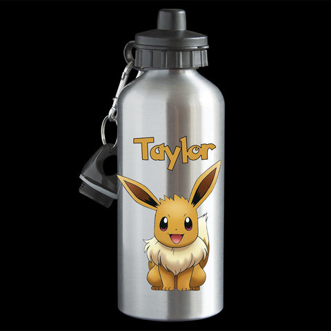 Eevee Pokemon Water Bottle