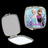 Personalised makeup mirror Frozen, anna, Elsa