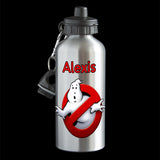 Personalised Ghostbusters Water Bottle, Ghostbusters drink bottle