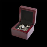 Small Jewellery Box, Lovely girl Earring or Ring Box,
