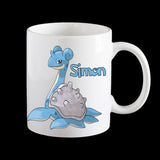 Personalised Lapras Pokemon Mug