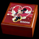 Minnie mouse Jewellery Box