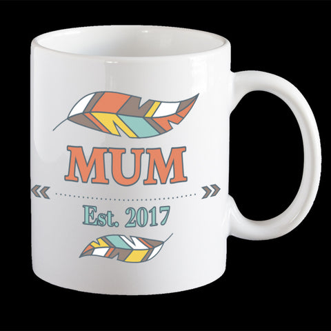Mother's Day Coffee Mug, New Mum Mug, Mother's Day gift idea