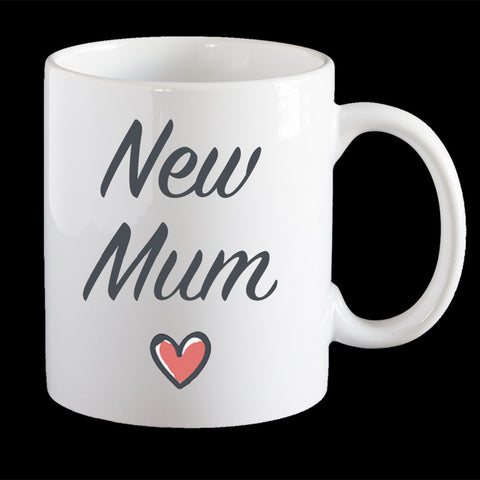 Personalised Mother's Day Coffee Mug, New Mum Mug, Mother's Day gift idea