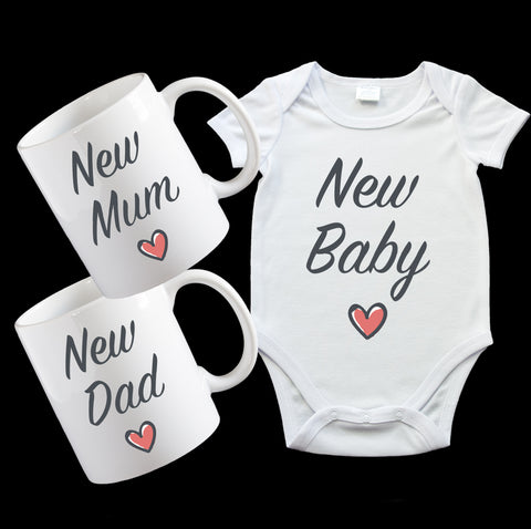 New Baby gift pack, maternity leave present