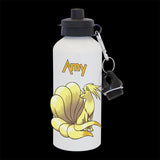 Personalised Ninetails Pokemon Water Bottle, Pokemon Go drink bottle