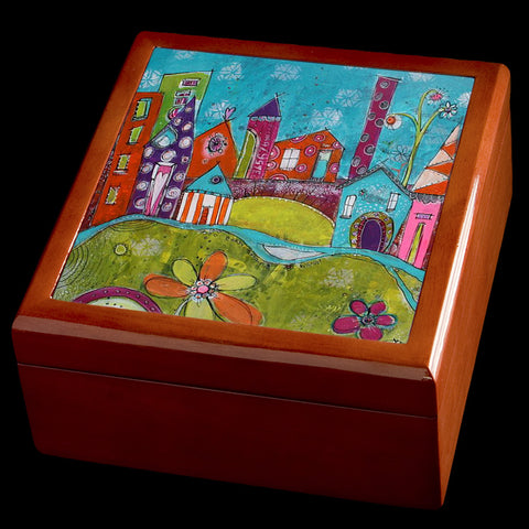 Pretty Jewellery Box
