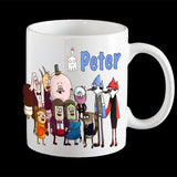 Regular Show personalised Mug