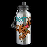 Personalised Scooby Do Water Bottle, Scooby Drink Bottle