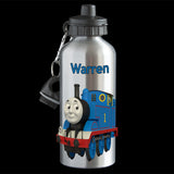 Thomas the Tank Engine personalised water bottle