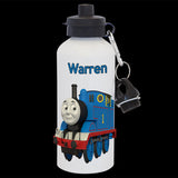 Personalised Thomas the Tank Engine Water Bottle, Thomas the Tank Engine drink bottle