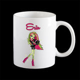 Personalised Venus McFlytrap Monster High Coffee Mug