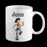 Personalised Woody Toy Story Mug