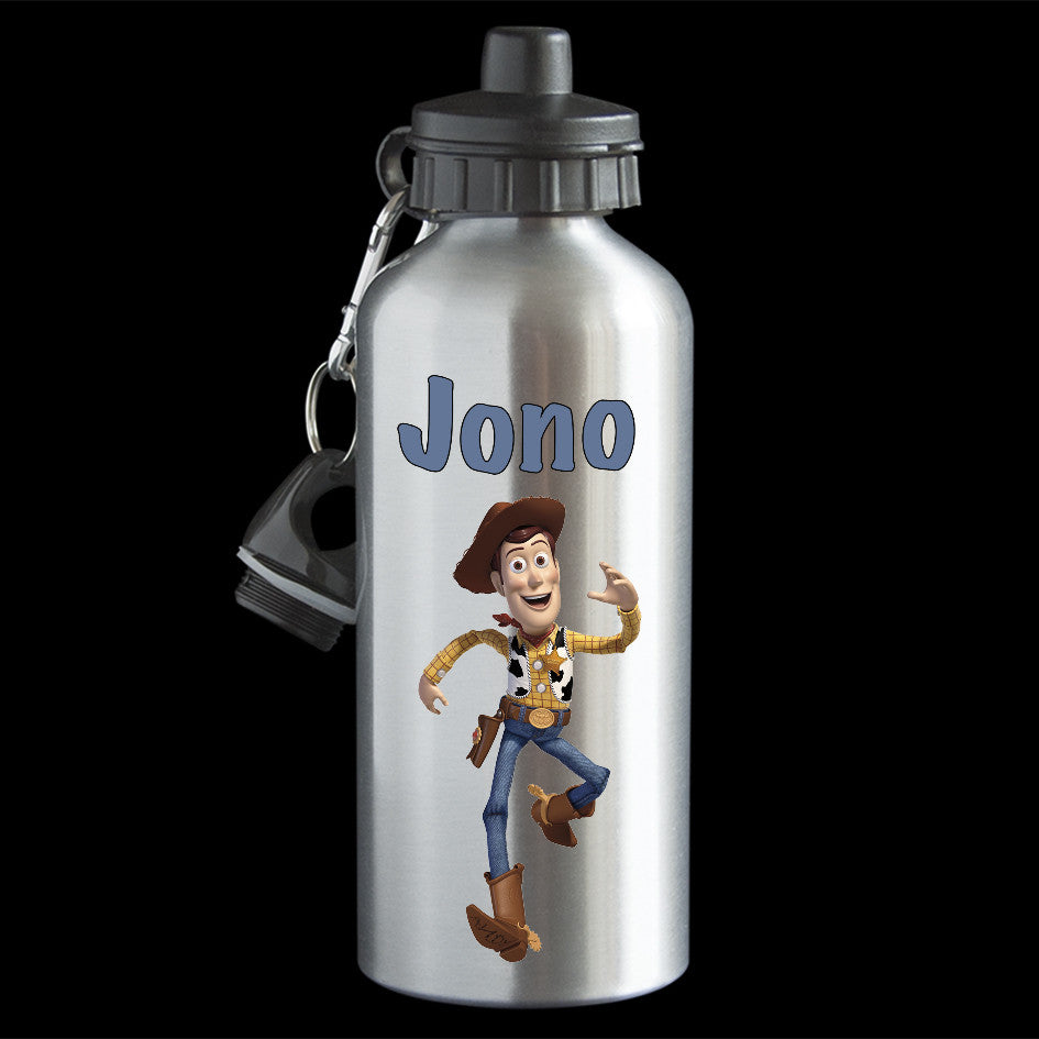 Woody Toy Story Personalised water bottle