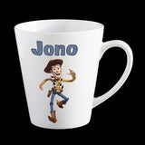 Personalised Toy Story Woody Mug, kids mug