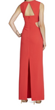 BCBG Kimora  Sleeveless Cutout Formal Gown - Right Fashion Encore