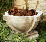Round Prarie Pot Planter