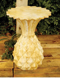 Pineapple Stand Side Table