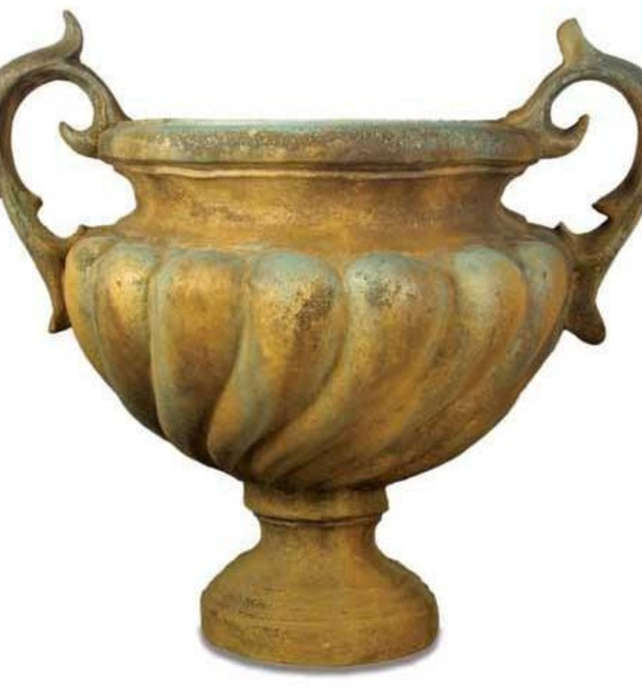 Giant Baroque Urn