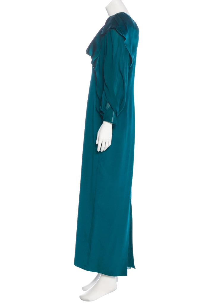 MARCHESA NOTTE Sleeveless Maxi Dress XXL, 14, 16