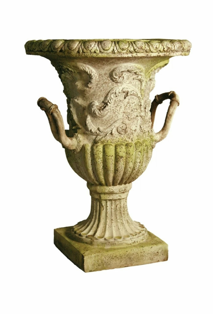 Handle Entry Way Urn