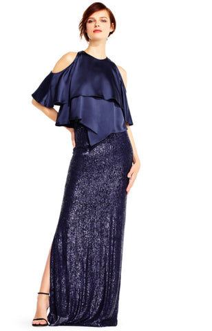 BCBG Kimora Cutout Formal Gown