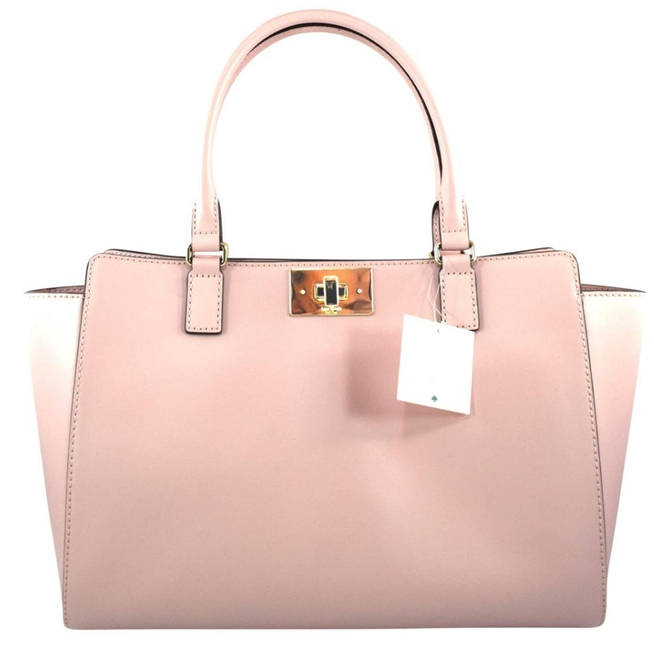 Kate Spade NY Sienne Large Leather Logo Tote Bag