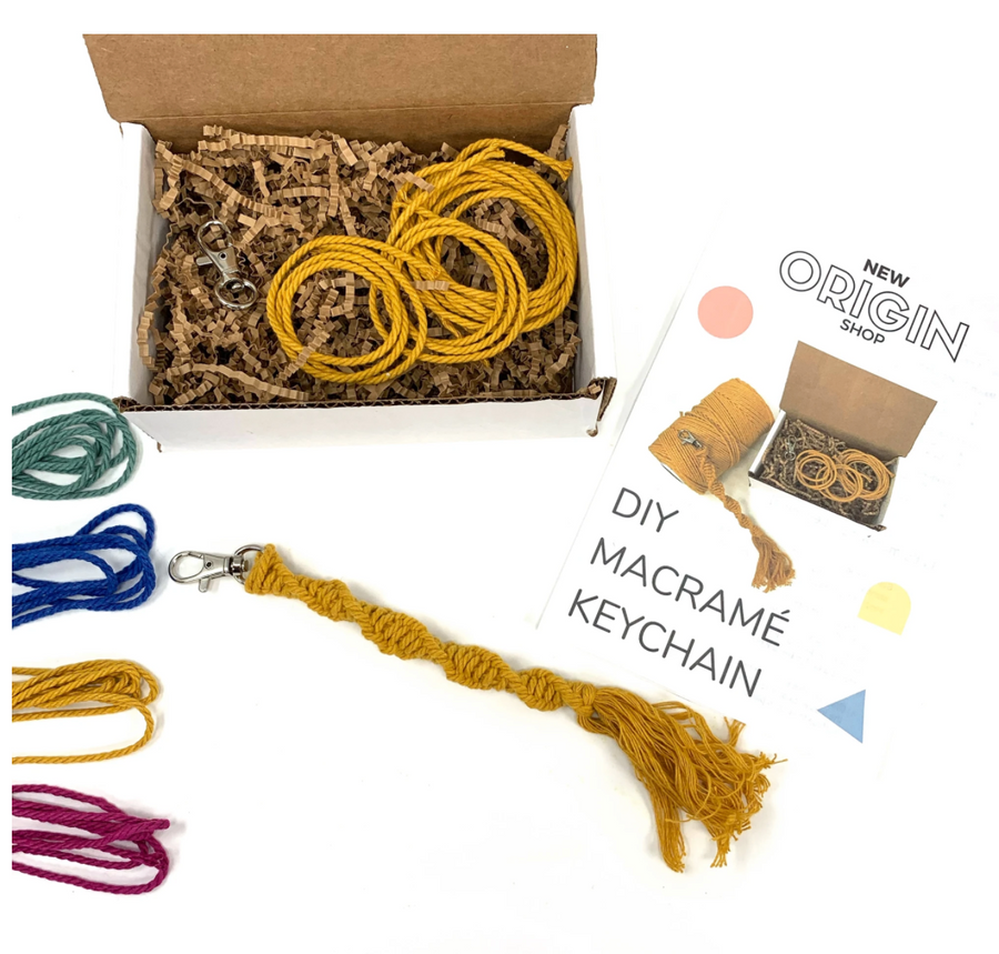 DIY Macrame kit