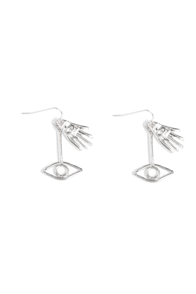 See No Evil Earrings