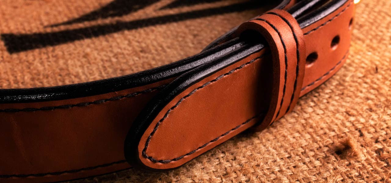 Leather Bullhide Belts