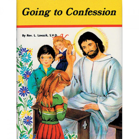Going to Confession - The Paschal Lamb