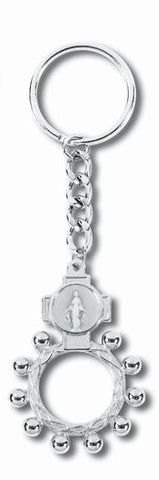 Miraculous Rosary Key Chain - paschallambselect.com