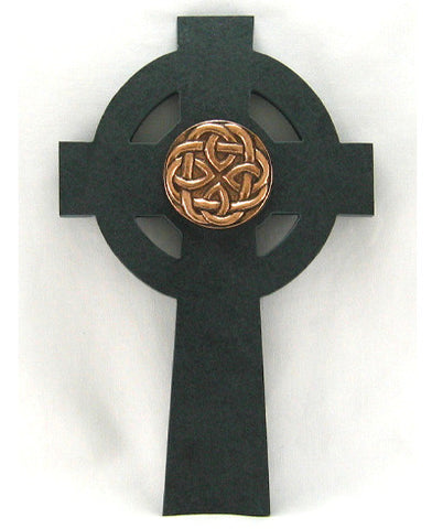 Celtic Knot Cross - The Paschal Lamb