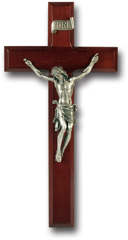 Cherry Crucifix - The Paschal Lamb